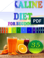 Marcus Ketting - Alkaline Diet For Beginners - 5 Great Recipes.docx