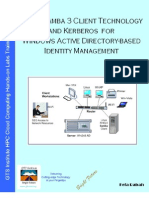 Using Samba 3 Client Technology and Kerberos for Win2k8 AD-Based Identity Management