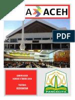 Qanun Aceh Nomor 4 Tahun 2010