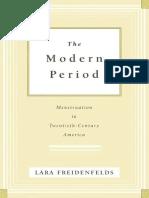 Lara Freidenfelds - The Modern Period_ Menstruation in Twentieth-Century America (2009).pdf