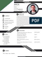 CV Cristian Guasca 2020