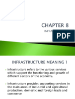 infrastructure chapter 8