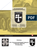 The History of 3rd PanzerGrenadieBrigade 1956 – 2006