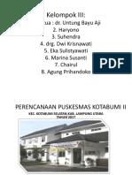 PROFILE PUSKESMAS KOTABUMI II.pptx