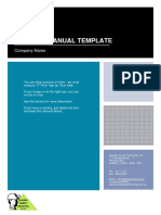 training manual template 01