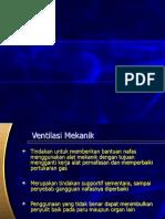 16 - DASAR PENGGUNAAN VENTILATOR&WEANING_DR.SYAFRI.ppt