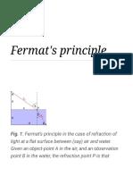Fermat's principle - Wikipedia.pdf
