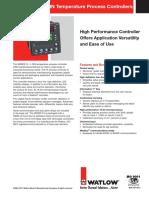 Series F4P Spec Sheet