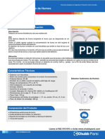 Detector Autonomo de Humos KIDDE PACK (2)