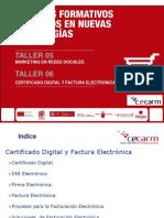 CDEF Factura electronica