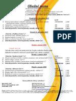 obedné menu 30. 12. 2019-03. 01. 2020