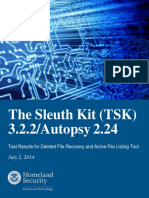 508_Test Report_The Sleuth Kit 3 2 2 - Autopsy 2 24 Test Report_November 2015_Final.pdf