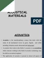 acousticalmaterial