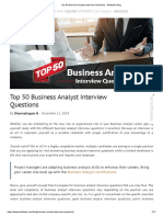 Top 50 Business Analyst Interview Questions - Whizlabs Blog.pdf