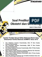 [INGENIO] OBGYN - SOAL PREDIKSI - BATCH 3 2019 (1).pdf