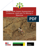 00 Myanmar Mining Sector Wide Assessment