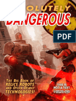 This Is Not a Test - Absolutely Dangerous - The Big Book of Relics, Robots, and Other Deadly Technologies [2019]