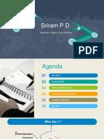 Sriram P D-Supply chain.pptx