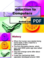 IntroductiontoComputers