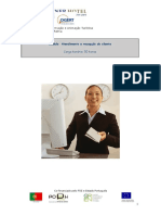 Manual_Atendimento e Receção do Cliente