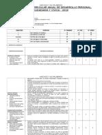 DESARROLLO-PERSONAL-CIUDADANAY_CÍVICA- unidad 3