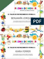Diploma K° 2019