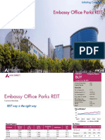 Embassy Office Parks REIT - Initiating Coverage - Axis Direct_23!12!2019_14