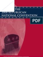 Blacks and the 2008 Republican National Convention
