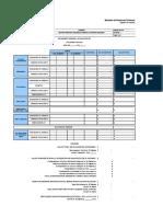 Formato de inspeccion
