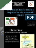 Seminario de Bilirrubina y bilirrubina delta
