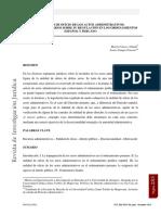 lectura sobre la nulidad de los actos administrativos vinces arbulú cumpa tenorio