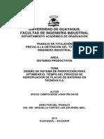 1 Conception d'un système de production pour optimiser le temps du processus d'hydrofixation des plaques de batterie dans Tecnova SA.pdf