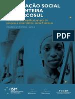 Integración social de la frontera mercosur