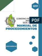 Manual de Procedimientos Firmas Por Partes