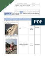 Registro de inspección - caminata en Obra Ampliacion Redes Publicas AP y AS Chillan Viejo 05-12-2019 - copia