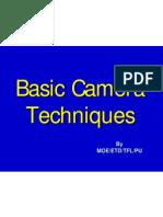 Camera Techniques