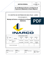 PT_000PROCEDIMIENTO MONTAJE DE DUCTOS E INSTALACIÓN DE EQUIPO INYECTORES CLIMACONFORT NAVE MAYOR (2).doc