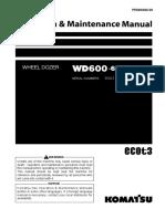 wd600-3 O&M