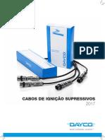 Dayco Catalogo Cabos Ignição 2017