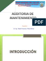 AUDITORIA DE MANTENIMIENTO (CALLAO-2017)