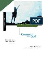 Estudos no sermão do monte 1- Bill Hybells.docx