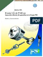 Manual Volkswagen Lupo Fsi Inyeccion Directa Gasolina