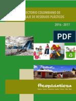 directorio colombiano reciclaje 2017