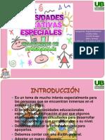 Estrategia para (NEE) del alumnado en educación infantil 2