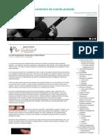 Las uñas del guitarrista-laguitarra-blog