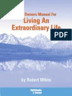 Extraordinary Living Workbook