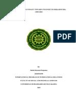 Indonesia Foreign Policy toward uni soviet in soekarno era(1950-1965)