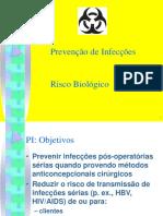 Infecções Esterilização Hospitalar