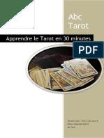 Apprendre le tarot en 30 minutes