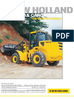 Cargador W128 - New Holland